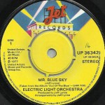 MR. BLUE SKY UK PRESS BLACK PL 003