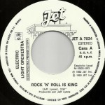 ROCK 'N' ROLL IS KING SPAIN PROMO PRESS 003