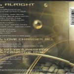 ALRIGHT CD SINGLE 002
