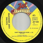 DON'T BRING ME DOWN FRENCH JET503 PRESS 003